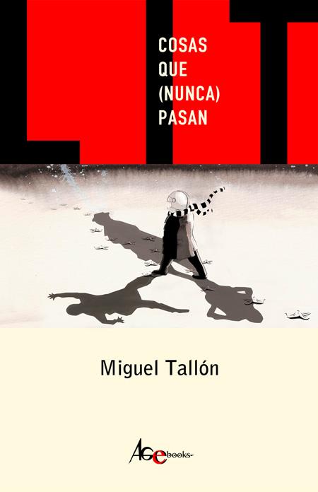 Copertina del libro COSAS QUE (NUNCA) PASAN