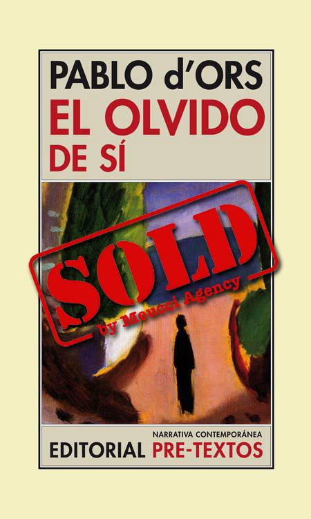 Cover of EL OLVIDO DE SÍ