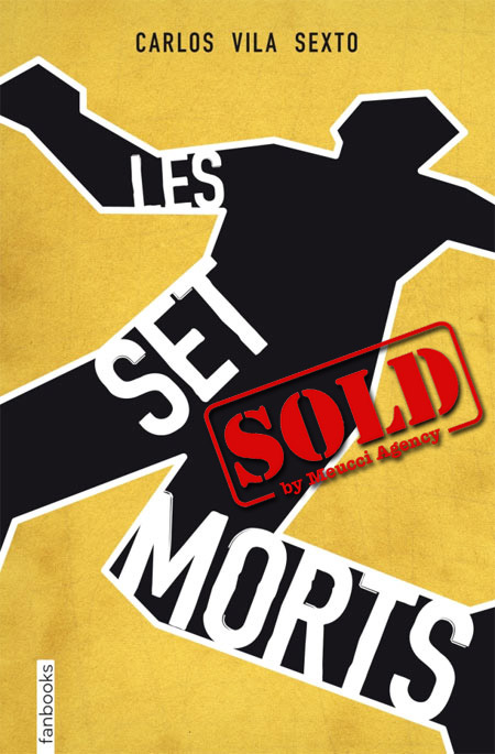 Cover of the book LES SET MORTS