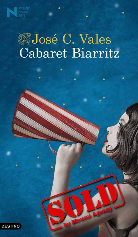 Cover of CABARET BIARRITZ
