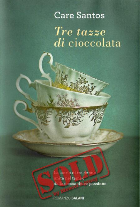 Cover of TRE TAZZE DI CIOCCOLATO