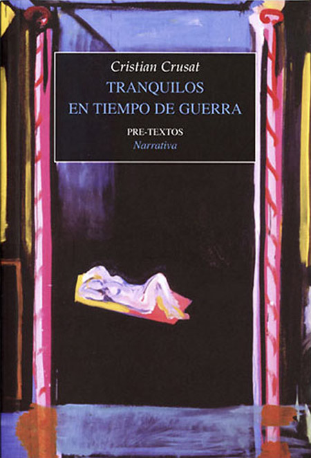 Cover of the book TRANQUILOS EN TIEMPOS DE GUERRA