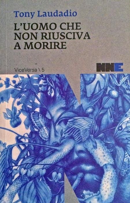 Cover of L'UOMO CHE NON RIUSCIVA A MORIRE