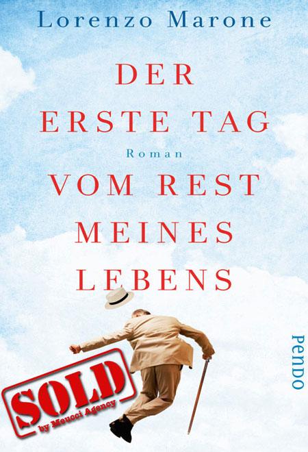 Cover of DER ERSTE TAG VOM REST MEINES LEBENS