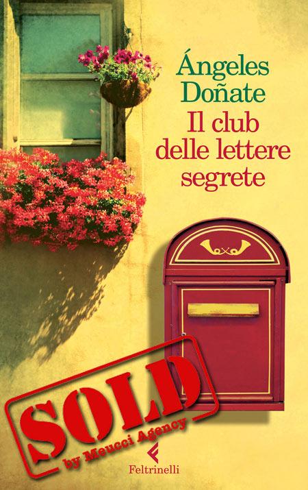 Cover of IL CLUB DELLE LETTERE SEGRETE