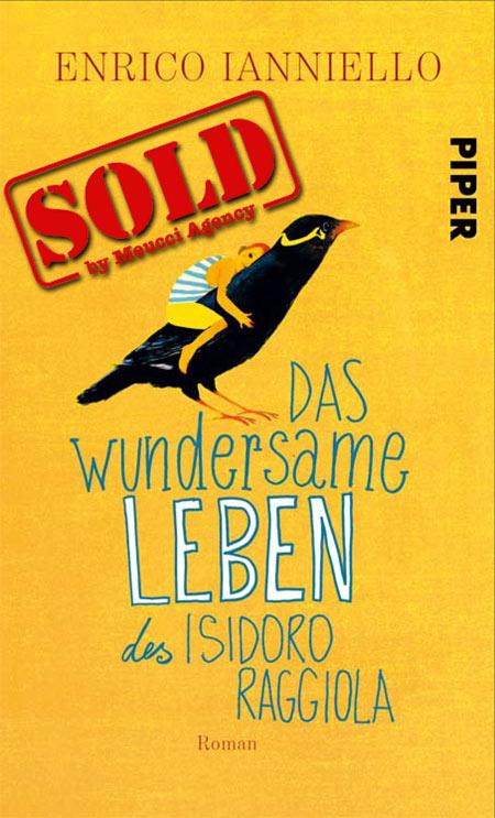 Cover of DAS WUNDERSAME LEBEN DES ISIDORO RAGGIOLA