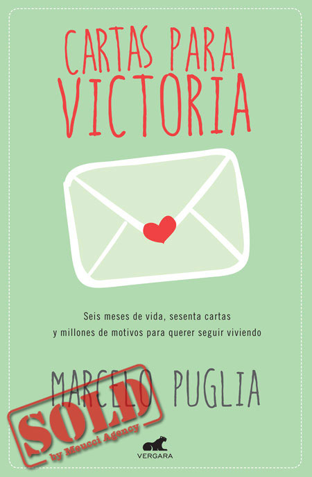 Cover of CARTAS PARA VICTORIA