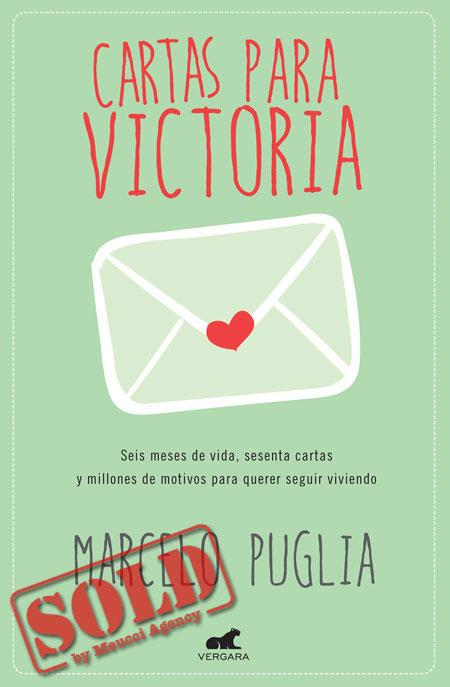 Cover of CARTAS PARA VICTORIA