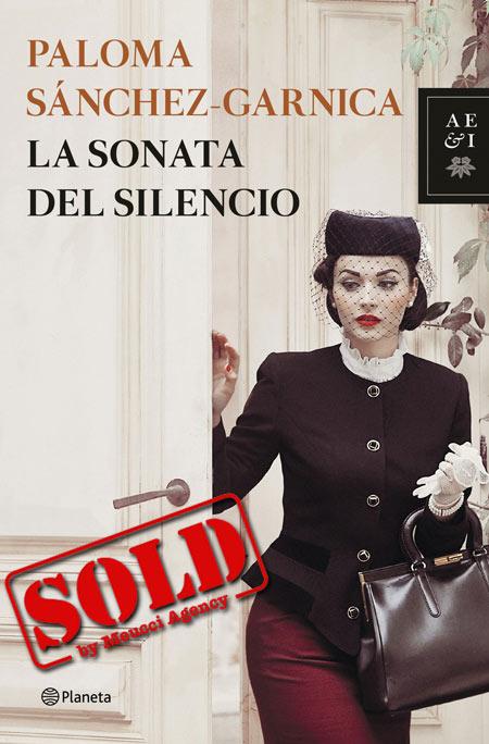 Copertina del libro LA SONATA DEL SILENCIO