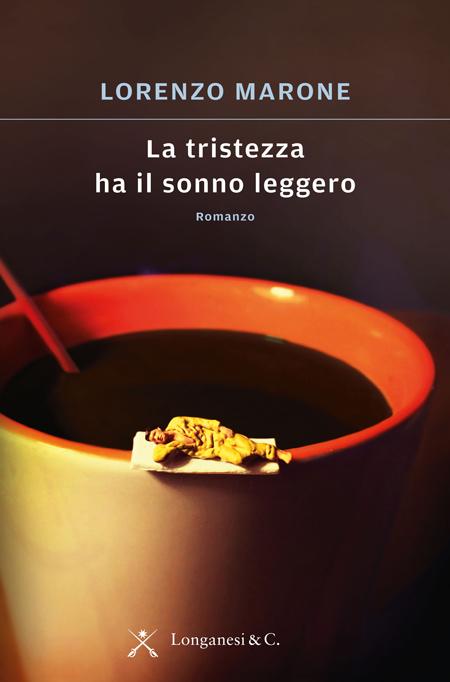 Cover of LA TRISTEZZA HA IL SONNO LEGGERO