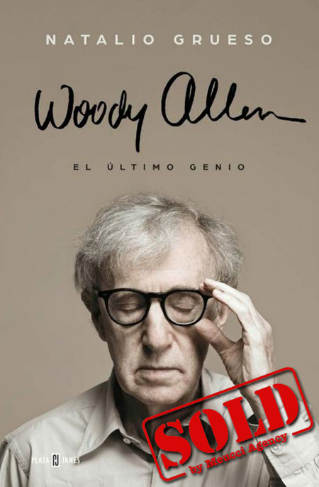 Copertina del libro WOODY ALLEN, THE LAST GENIUS