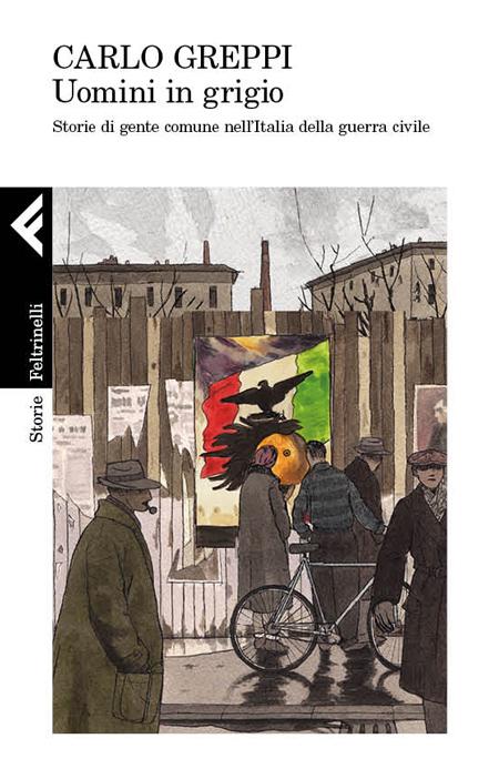 Cover of UOMINI IN GRIGIO