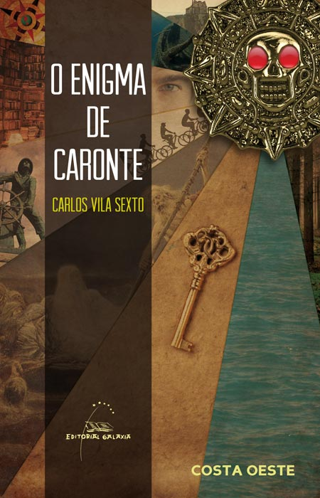 Cover of O ENIGMA DE CARONTE