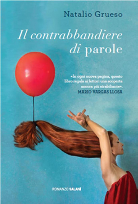 Cover of IL CONTRABBANDIERE DI PAROLE