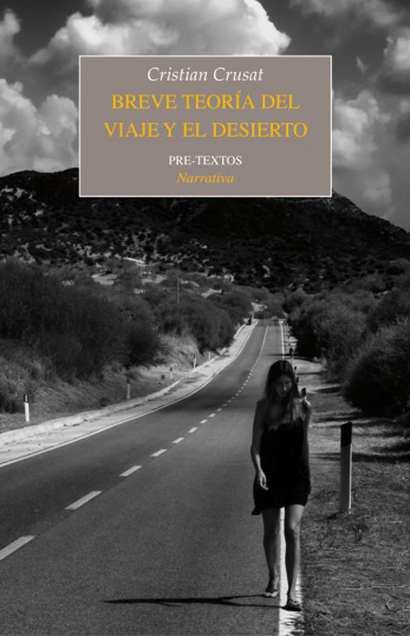 Copertina del libro BRIEF THEORY OF TRAVEL AND THE DESERT