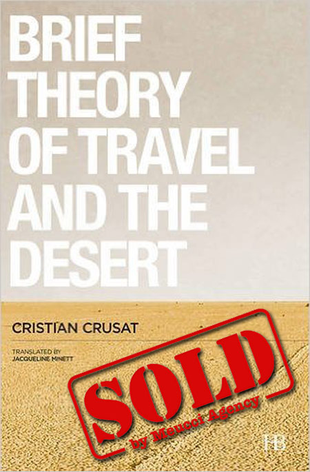 Cover of BRIEF THEORY OF TRAVEL AND THE DESERT
