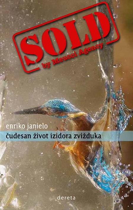 Cover of ČUDESAN žIVOT IZIDORA ZVIžDUKA