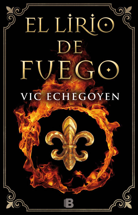 Cover of the book EL LIRIO DE FUEGO