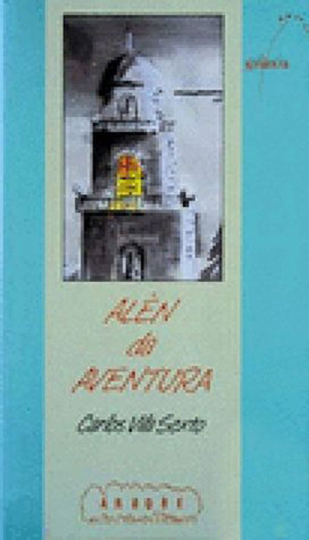 Cover of ALÉN DA AVENTURA