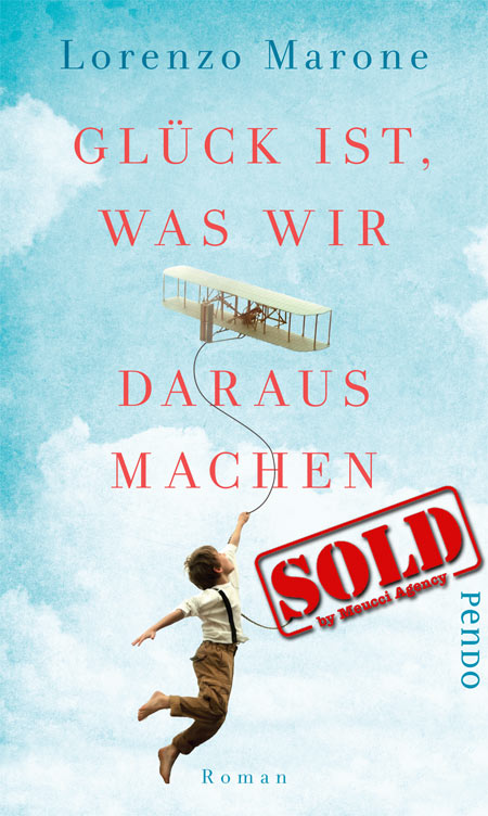 Cover of GLÜCK IST, WAS WIR DARAUS MACHEN