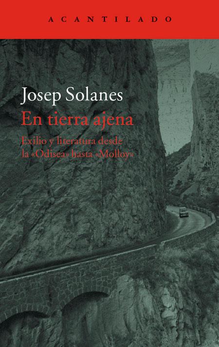 Copertina del libro EN TIERRA AJENA