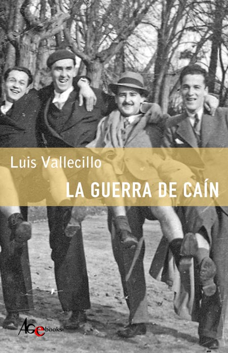 Cover of the book LA GUERRA DE CAÍN