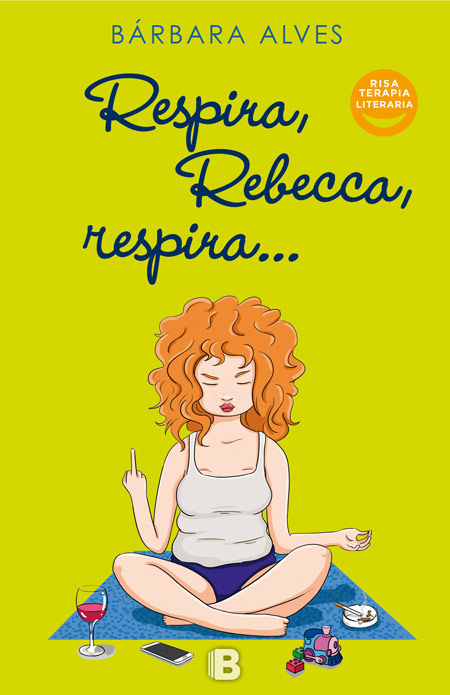 Cover of the book RESPIRA, REBECCA, RESPIRA