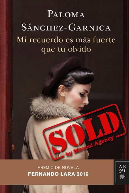 Cover of the book MI RECUERDO ES MÁS FUERTE QUE TU OLVIDO
