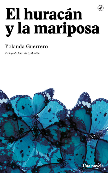 Copertina del libro EL HURACÁN Y LA MARIPOSA