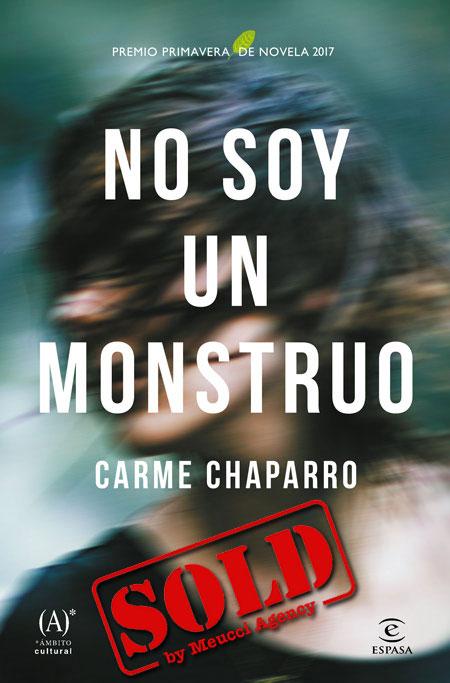 Cover of NO SOY UN MONSTRUO