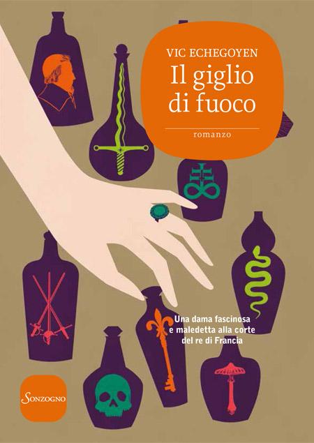 Cover of IL GIGLIO DI FUOCO