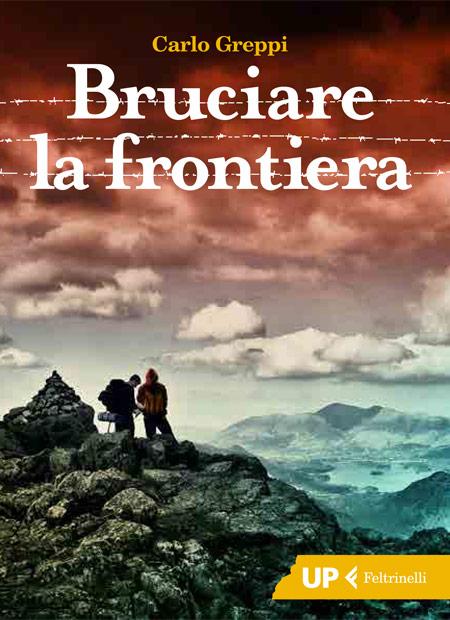 Cover of BRUCIARE LA FRONTIERA