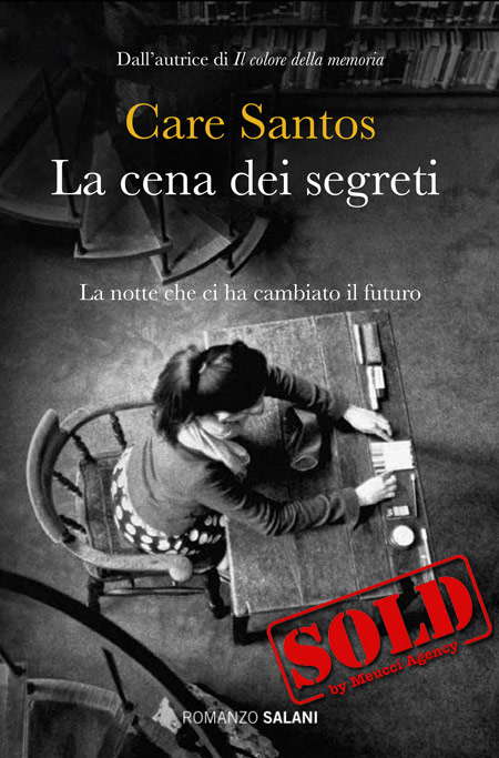 Cover of LA CENA DEI SEGRETI