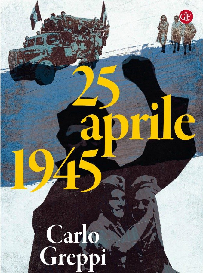 Cover of 25 APRILE 1945