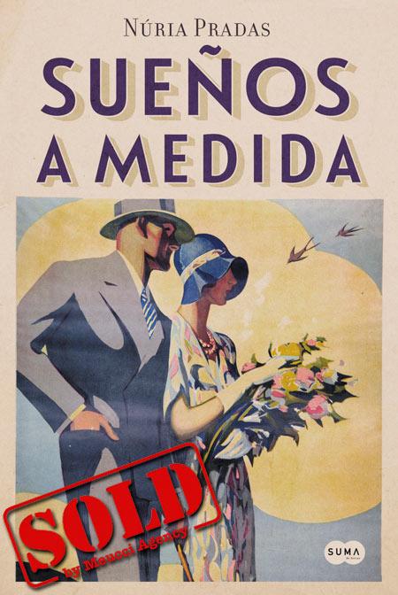 Cover of SUEÑOS A MEDIDA