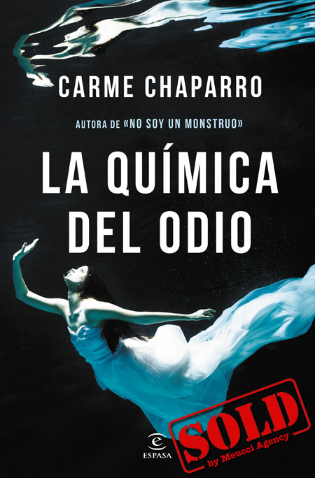 Cover of LA QUÍMICA DEL ODIO