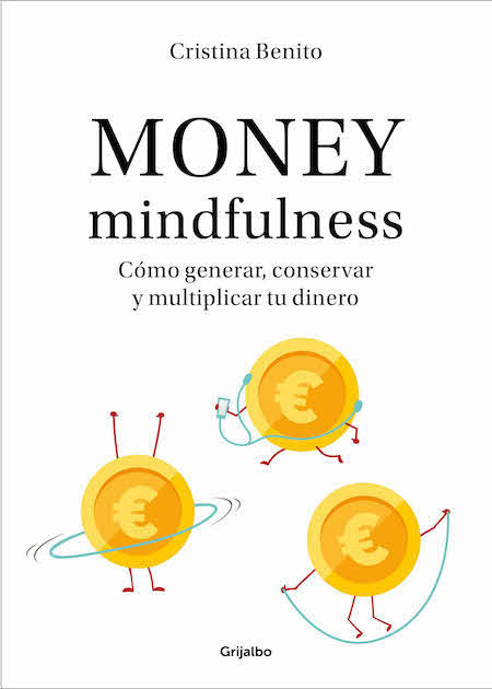 Copertina del libro MONEY MINDFULNESS