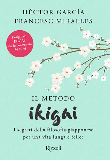Cover of IL METODO IKIGAI