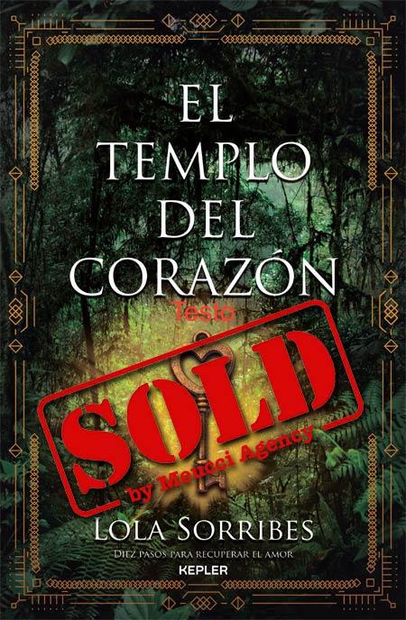 Cover of the book EL TEMPLO DEL CORAZÓN