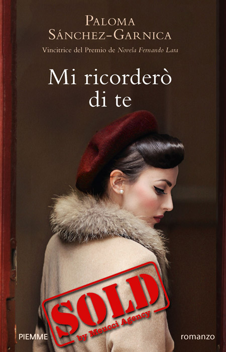Cover of MI RICORDERÒ DI TE