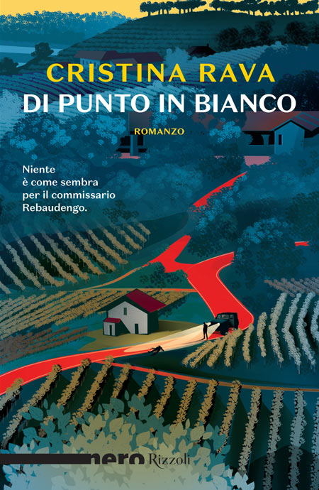 Cover of DI PUNTO IN BIANCO