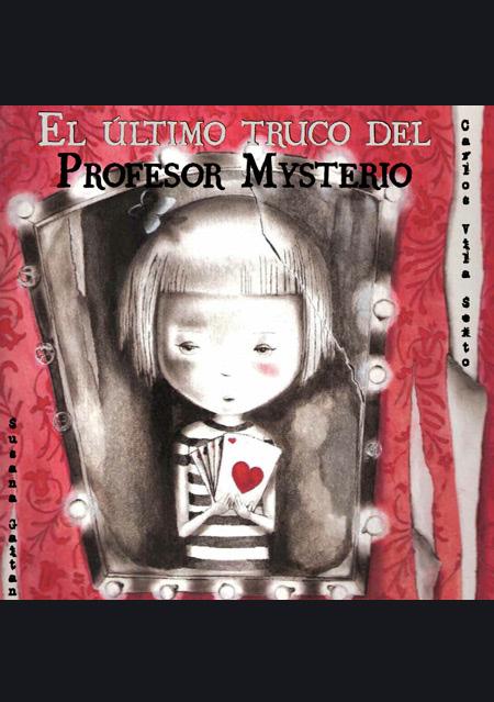Cover of EL ÚLTIMO TRUCO DEL PROFESOR MYSTERIO