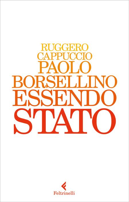 Cover of PAOLO BORSELLINO. ESSENDO STATO