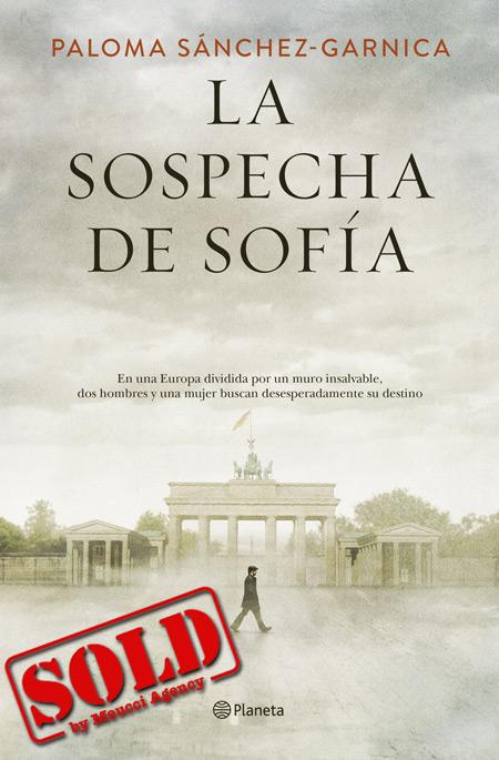 Cover of the book LA SOSPECHA DE SOFÍA