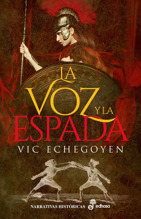 Cover of LA VOZ Y LA ESPADA
