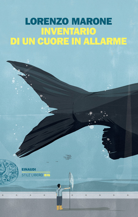 Cover of the book INVENTARIO DI UN CUORE IN ALLARME