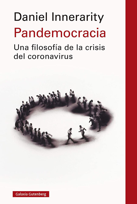 Cover of the book PANDEMOCRACIA