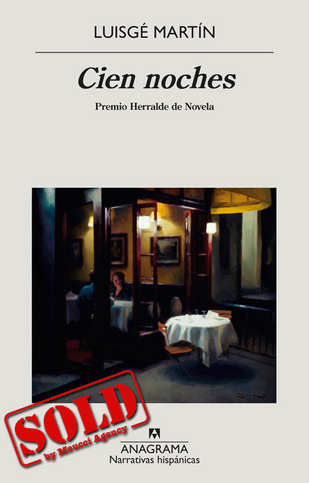 Cover of the book CIEN NOCHES