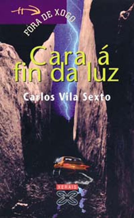 Cover of the book CARA Á FIN DA LUZ