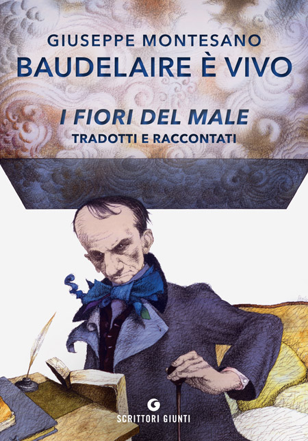 Cover of BAUDELAIRE È VIVO